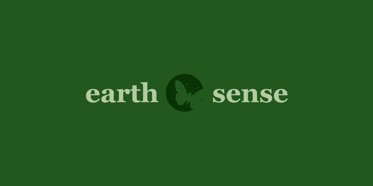 Earth Sense Logo Design