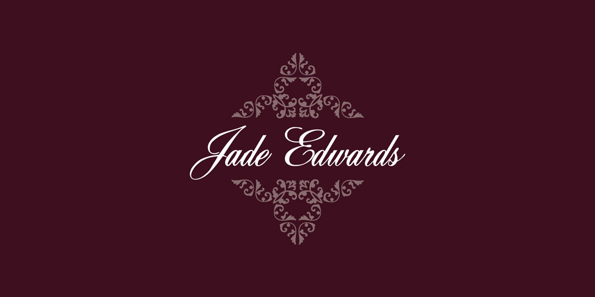 Jade Edwards Logo Design